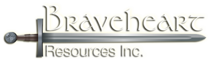 Braveheart Resources Inc.
