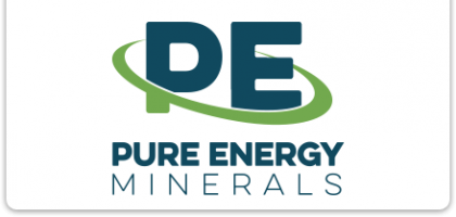 Pure Energy Minerals Ltd.