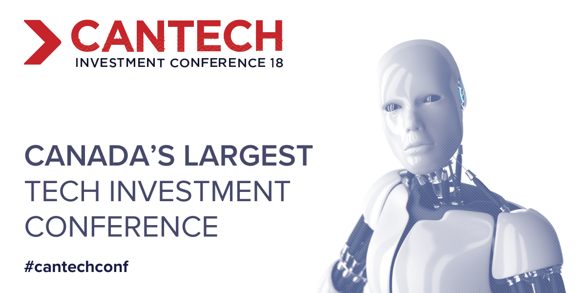 Photo: Cantech Investment Conference Opens Tomorrow In Downtown Toronto!