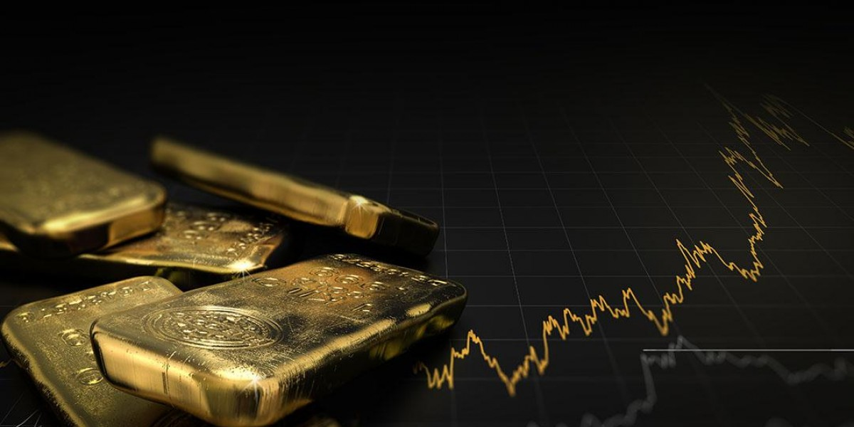 Photo: How To Cash In On Gold's Critical Low