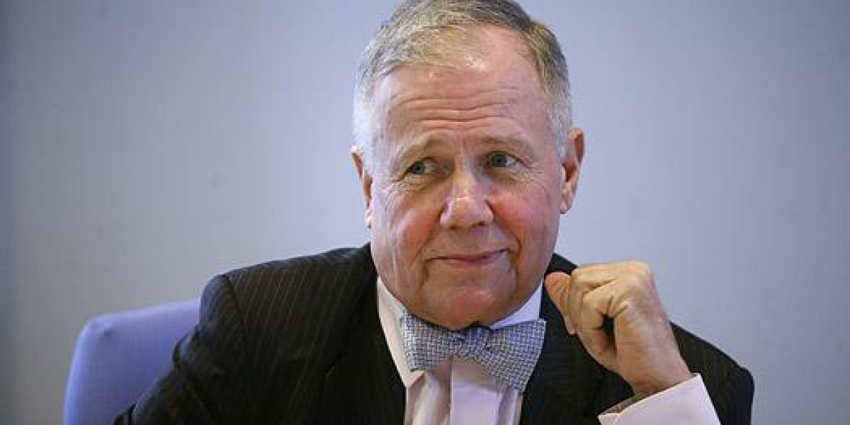 """Photo: Jim Rogers: """"You'll Make A Lot More In The Right Mine Than In The Commodity…[But] You Have To Be Careful"""""""