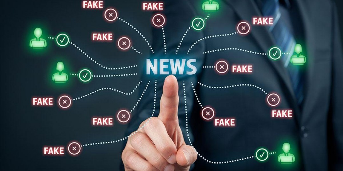 Photo: The Golden Age of Fake News