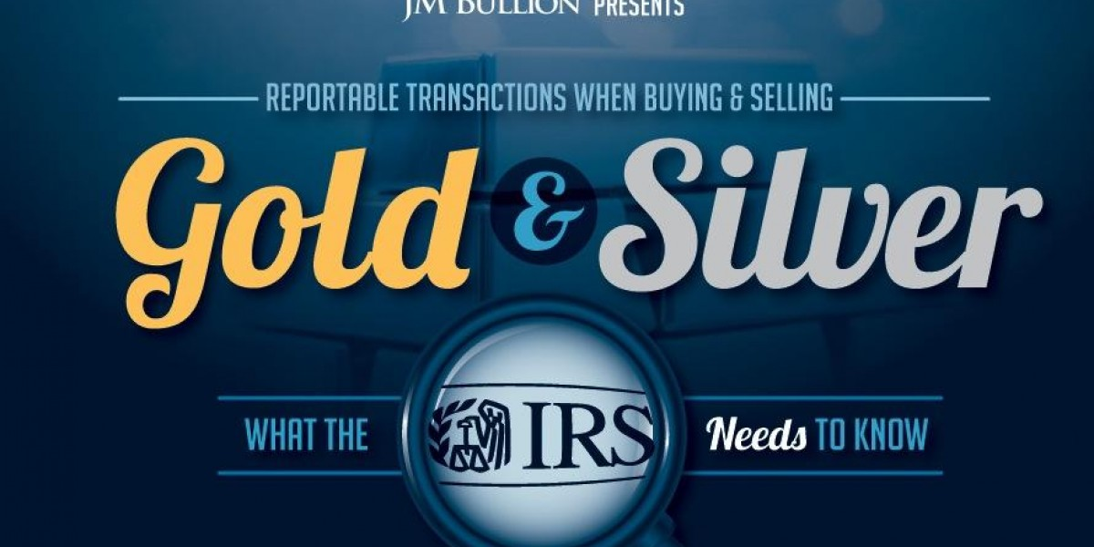Photo: Buying and Selling Precious Metals: What the IRS Needs to Know