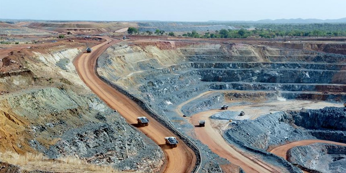 Photo: Investing In The Fastest Growing Gold Producer In West Africa