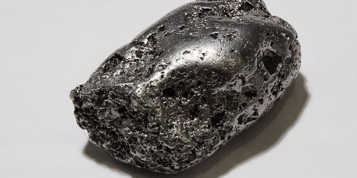Photo: Platinum is world's hottest commodity - Greg Johnson