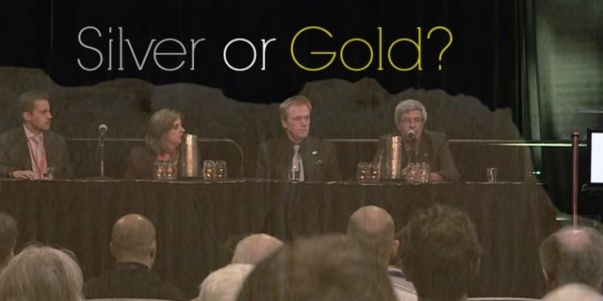 Photo: Silver Or Gold - What To Buy? Mike Maloney, Ed Steer & Peter Spina