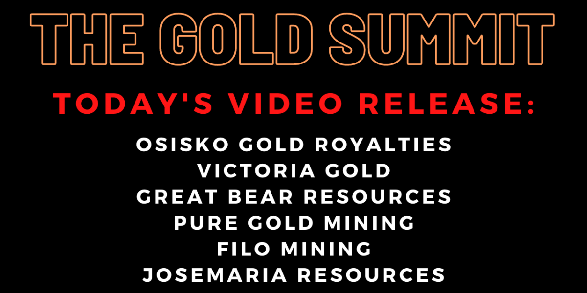 Photo: Gold Summit Recap and Video Release