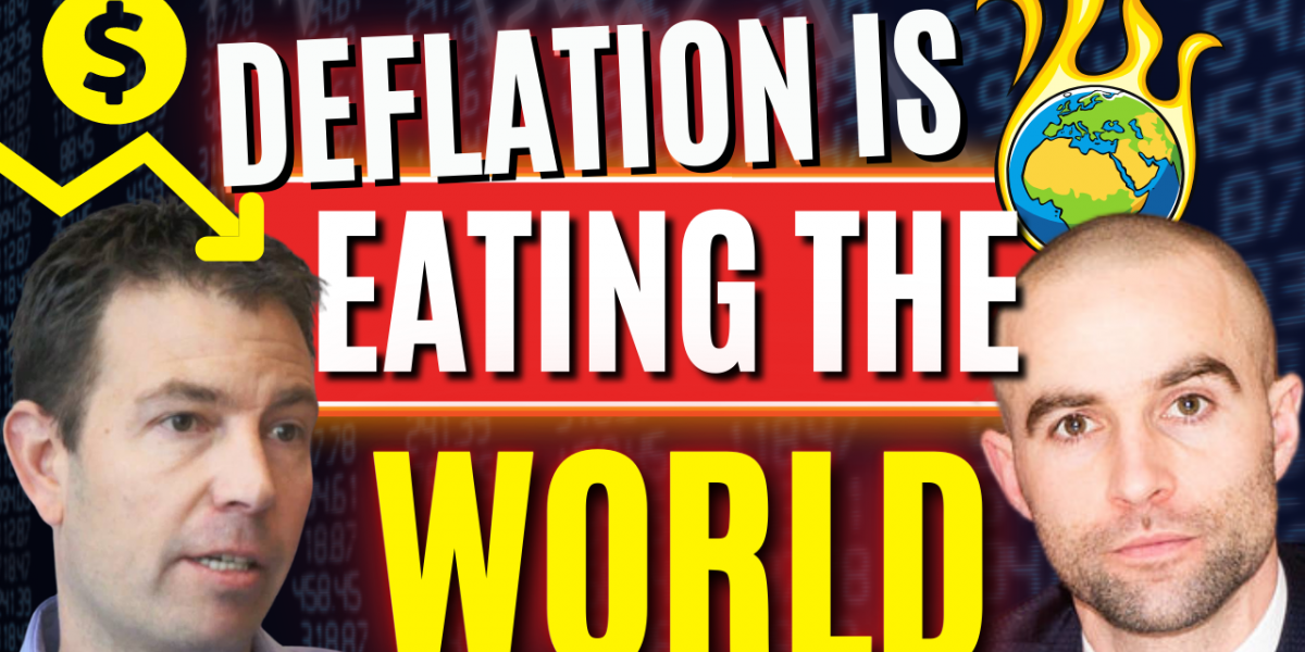 Photo: Could Deflation Eat The World?