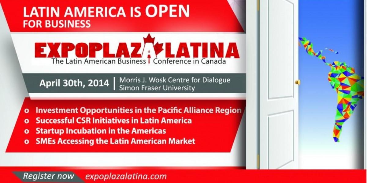 Photo: ExpoPlaza Latina - April 30th