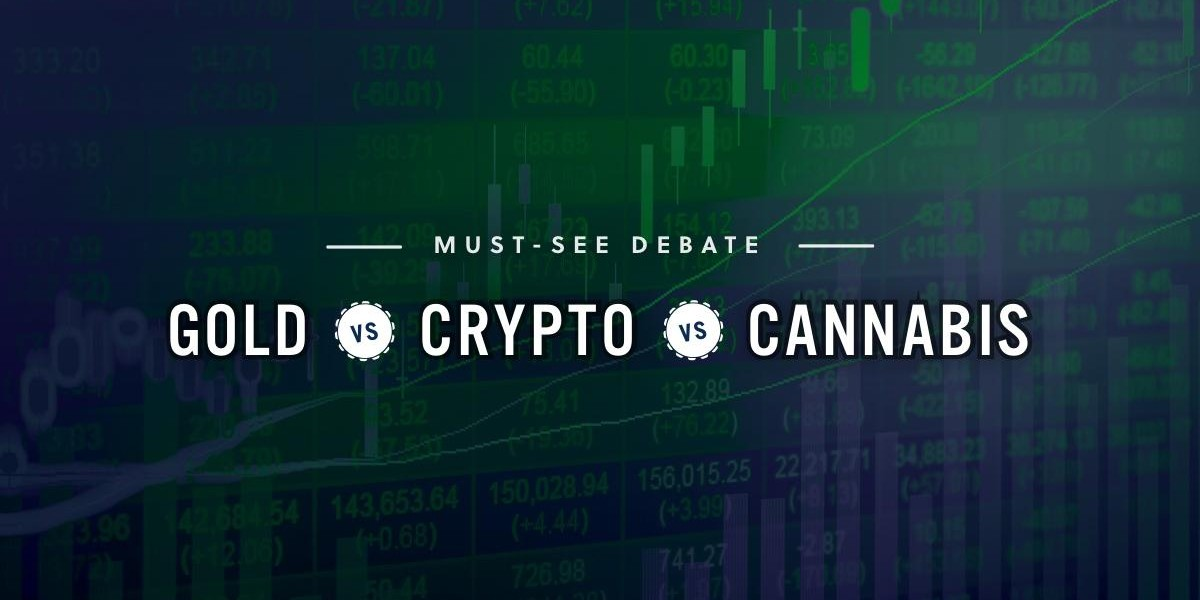 Photo: Deploying Capital: Gold vs Crypto vs Cannabis