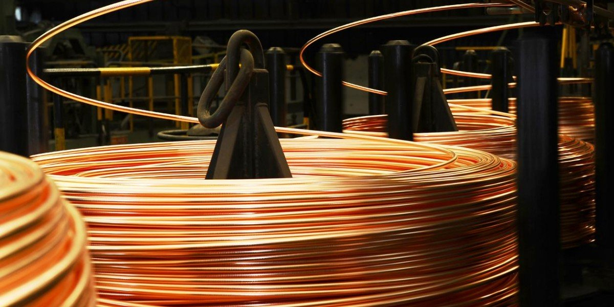 Photo: Copper Development Deals Fly As Price Rallies