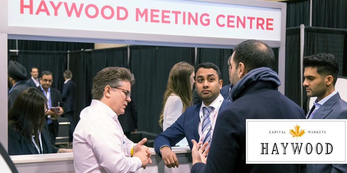Photo: Haywood Meeting Centre Returns to Cantech Investment Conference