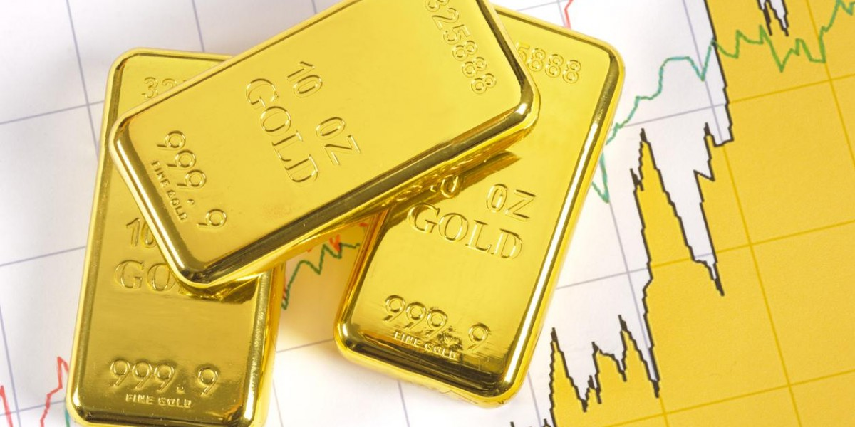 """Photo: """"Peak Gold"""" May Be Near As Price Hovers Around $1290usd/oz"""