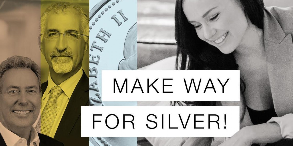 Photo: Not just Gold's Cheaper Little Brother: Make Way for Silver