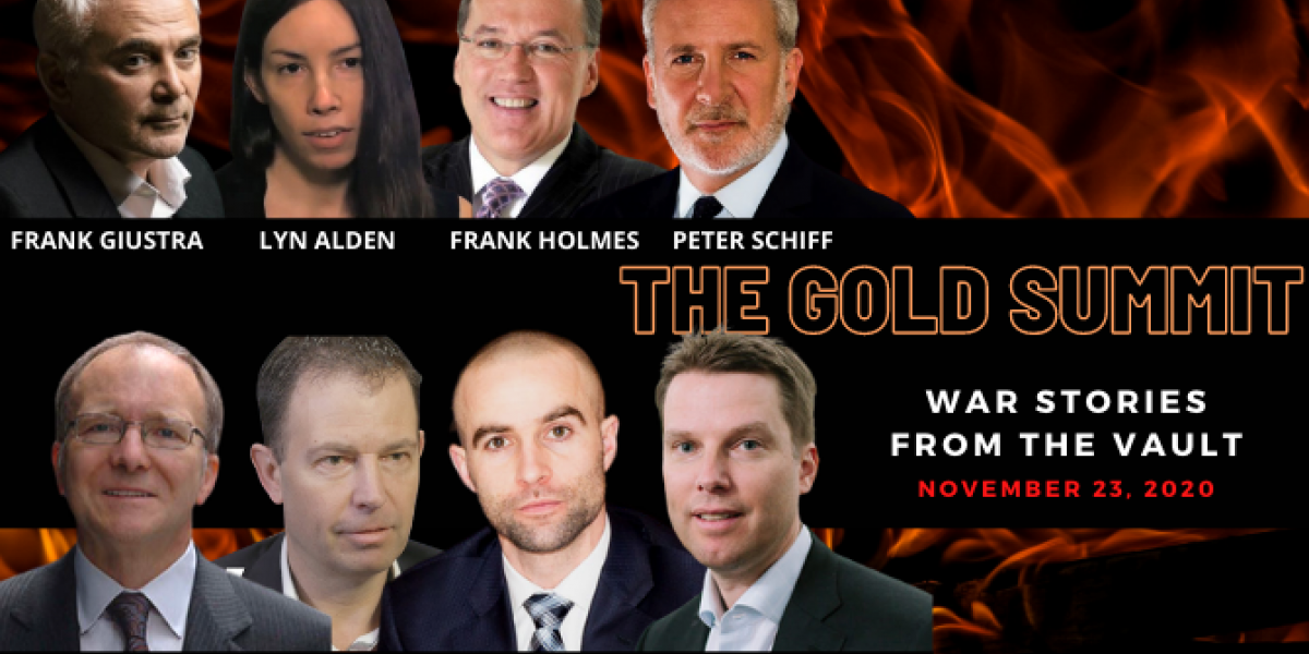 Photo: NEW EVENT ANNOUNCEMENT: The Gold Summit: War Stories From the Vault