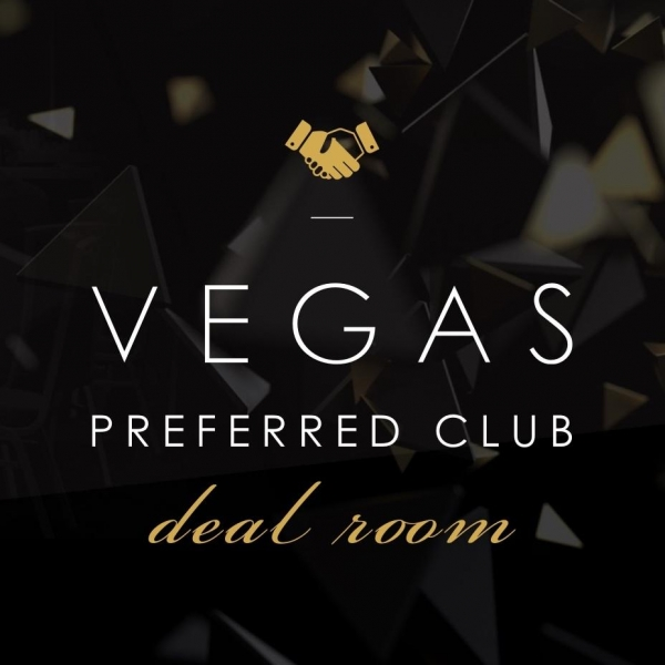 Vegas Preferred Club Deal Room 2019